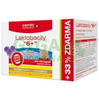 Cemio Laktobacily 6+ 60+20 kapslí
