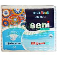Seni Kids Junior Extra 30ks kalhotky absorpční 16-30kg