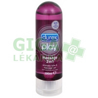 Durex Play Massage gel 2v1 s Aloe vera 200ml