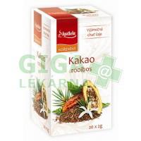 Apotheke Kakao a rooibos čaj 20x2g