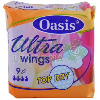 DHV Oasis ultra singel Top Dry 9ks