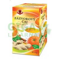 HERBEX Zázvorový čaj Orange (Pomeranč) 20x2g