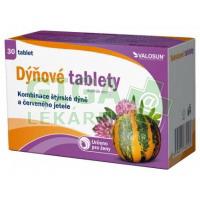 Dýňové tablety 30 tablet Valosun