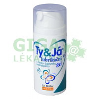 Ty&Já lubrikační gel Tea Tree Oil 100ml