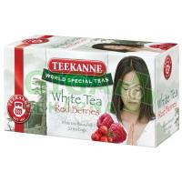 TEEKANNE White tea Red Berries 20x2,5 (brusinka+malina)