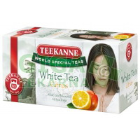 TEEKANNE White Tea Citrus 20ks porcovaný