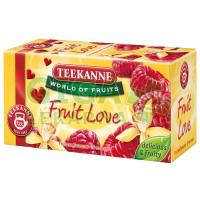 TEEKANNE WOF Fruit Love 20x2,5g (malina+vanilka)