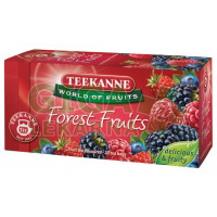 TEEKANNE WOF Forest Fruit 20x2,5g (lesní plody)