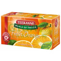 TEEKANNE WOF Fresh Orange 20x2,5g (pomeranč)