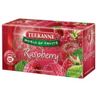 TEEKANNE WOF Raspberry 20x2,5g (malinový)