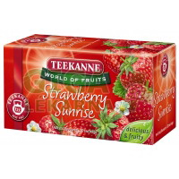 TEEKANNE WOF Strawbery Sunrise 20x2,5g (jahody)