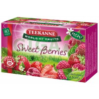TEEKANNE World of Fruits Sweet Berries n.s.40x2g