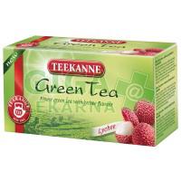 TEEKANNE Green Tea Lychee 20x1,75g