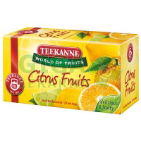 TEEKANNE Citrus Fruits 20x2,25g
