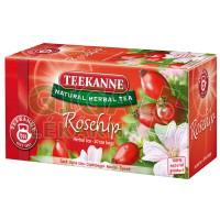TEEKANNE Šípkový čaj 20x2,7g