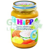 HiPP Baby Menu BIO Zelenina s jehněčím masem 190g
