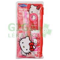 Hello Kitty sada zubní hygieny pro děti