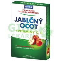 Revital Jablečný ocet+vit.C+vit.E 30 tablet