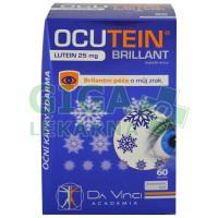 Ocutein Brillant Lutein 25mg 60 tobolek + kapky