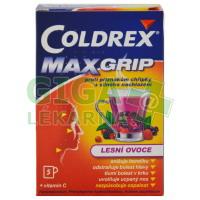 Coldrex Horký nápoj Maxgrip Lesní ovoce 5 sáčků
