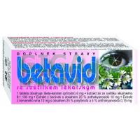 BETAVID se světlíkem lékařským 60 tablet Naturvita