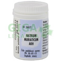 Natrium Muriaticum AKH - 60 tablet