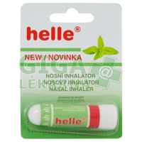 Nosní inhalátor Helle