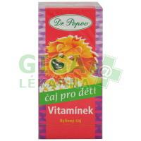 Čaj Dětský Vitamínek 20x1,5g Dr.Popov