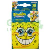 SpongeBob dětské náplasti 20ks