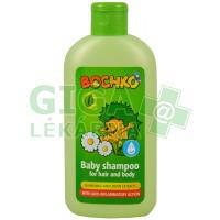 BOCHKO Dětský šampón s heřmánkem a lípou 200ml