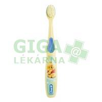 Oral-B zubní kartáček dětský Stages 1 4-24 měsíců
