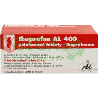 Ibuprofen Al 400 50 tablet