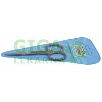 Nůžky na nehty rovné 90mm SI-019