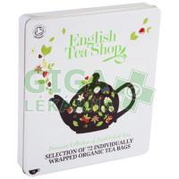 English Tea Shop Dárková kazeta 9 příchutí 72s.