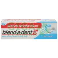 Blend-a-Dent upevňující krém Mild Mint 47g