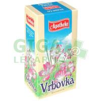 Apotheke Vrbovka malokvětá čaj 20x1,5g