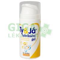 Ty&Já lubrikační gel parfemovaný vůní broskve 100ml