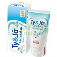 Ty&Já lubrikační gel silikonový 50ml