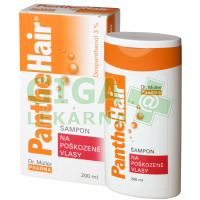 Panthehair šampon na poškozené vlasy 200ml