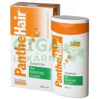Panthehair šampon na mastné vlasy 200ml