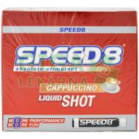 SPEED8 Practic Cappucino 10 ampulí