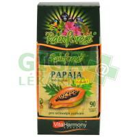 VitaHarmony Papája - směs enzymů žvýkací tbl.90