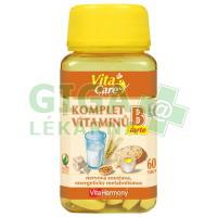 VitaHarmony Komplex vitaminů B forte 60 tablet