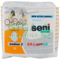 Seni Active Normal Medium 10ks ink. plenk.kalhotky