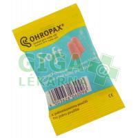 Chránič sluchu Ohropax Soft 1pár