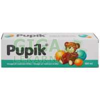 HBF Pupík-dětský emulgel proti nadýmání 100ml