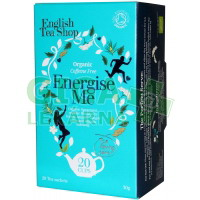English Tea Shop WELLNESS BIO 20 n.s. ENERGIE