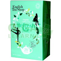 English Tea Shop WELLNESS BIO 20 n.s. OSVĚŽENÍ