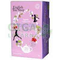 English Tea Shop WELLNESS BIO 20 n.s. OMLAZENÍ