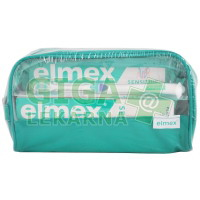 Elmex Sensitive Systém (ZP+ZK+ÚV) v hyg. tašce